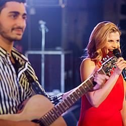 День Святого Валентина у 5 Елементі-12 Музичний журнал Дар'ї Коломієць