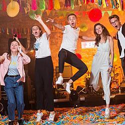 Веду Colin's Jeans Fest -2 Музичний журнал Дар'ї Коломієць