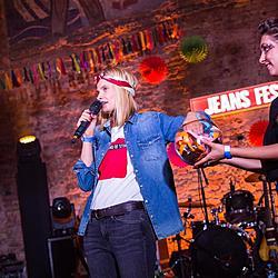Веду Colin's Jeans Fest -1 Музичний журнал Дар'ї Коломієць