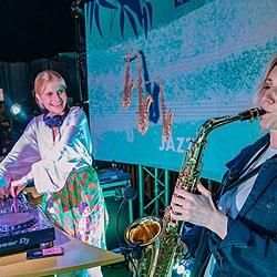 Leopolis Jazz Festival-3 Музичний журнал Дар'ї Коломієць