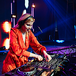 Dj-Set for Infopulse-6 Daria Kolomiec Musical journal