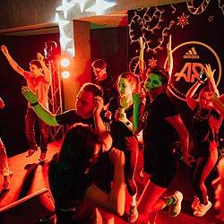 Dj-Set для Adidas-3 Музичний журнал Дар'ї Коломієць