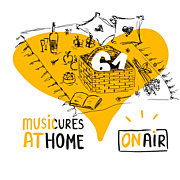 MusiCures At Home ep. 61 PICNIC Музичний журнал Дар'ї Коломієць